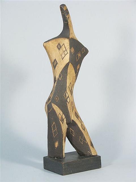 Edris Eckhardt American 1905 - 1998 Harlequin