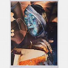 Matthew Monahan (b. 1972) Untitled (Self Portrait), 2007, Lightjet chromogenic (Type C) print on Hahnemuhle photo rag paper,