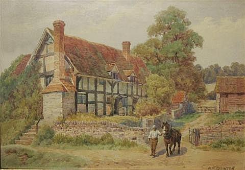 Alfred Robert Quinton (English, 1853-1954)