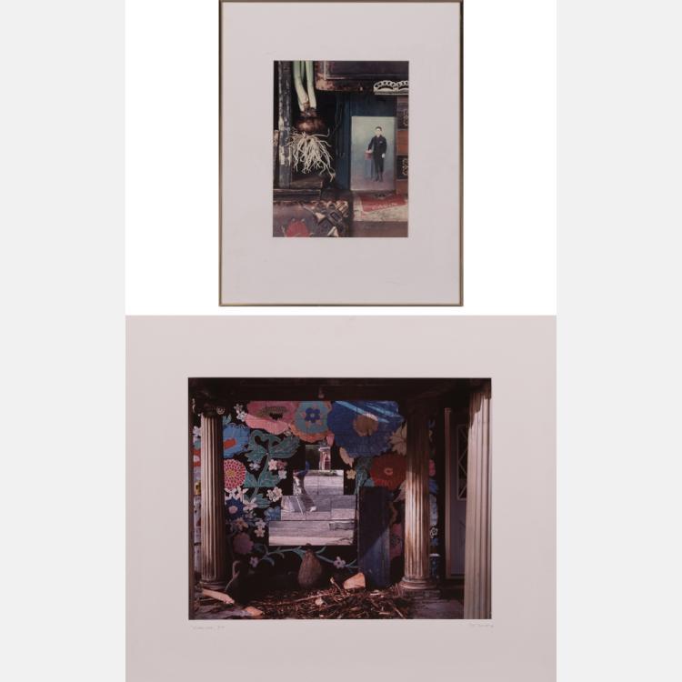 Charles J. Mintz (American, 20th Century) Highland, Indiana, 1993, Color photograph,