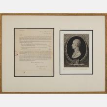 An Alexander Hamilton Signed Document, ca. June 25th, 1792, Washington D.C.,