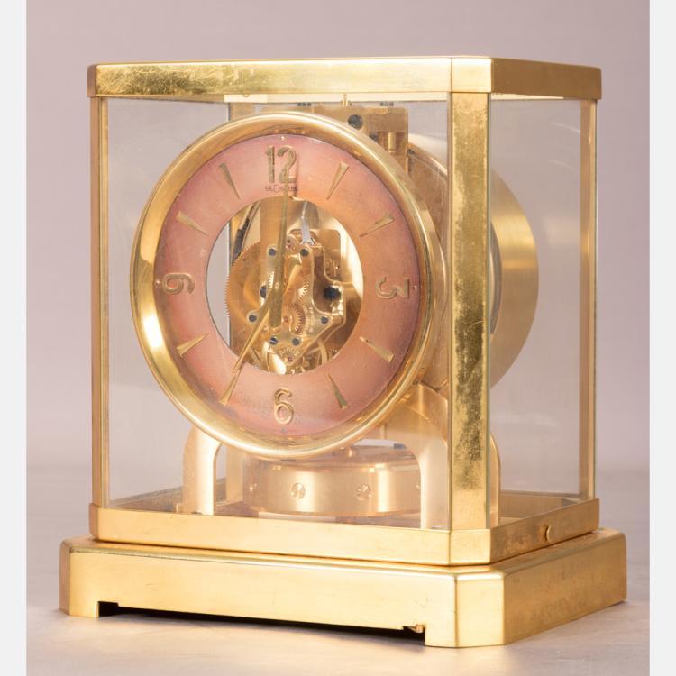 A Jaeger-LeCoultre Atmos Clock, 20th Century.