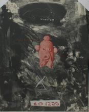 James Havard - Mudheads Looking Through Mimbres