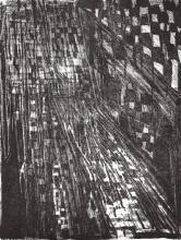 Maria Elen Vieira da Silva - Untitled (Redfern Gallery)
