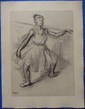 Edgar Degas (After), from Danse Dessin