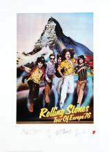The Rolling Stones - Tour of Europe '76