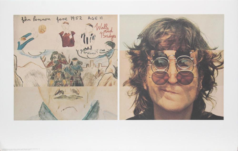 John Lennon (After) - Walls and Bridges