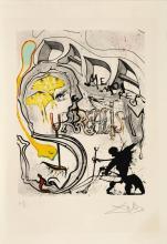 Salvador Dali - Angel of Dada Surrealism