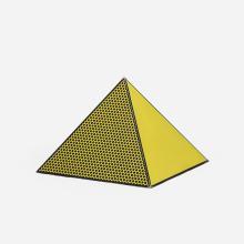 Roy Lichtenstein - Pyramid