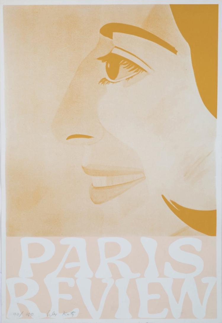 Alex katz paris review for Katz fine art