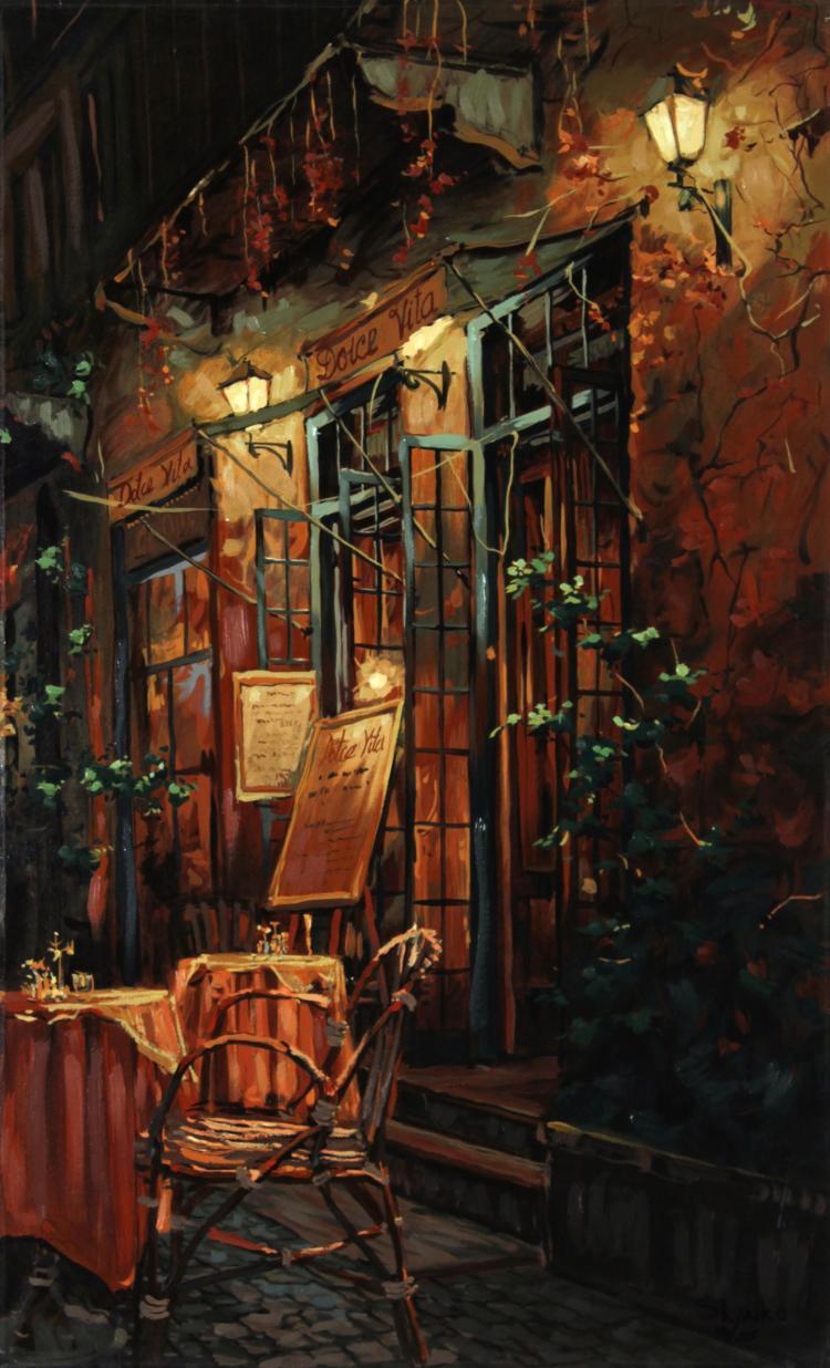 Viktor Shvaiko - Romantic Evening