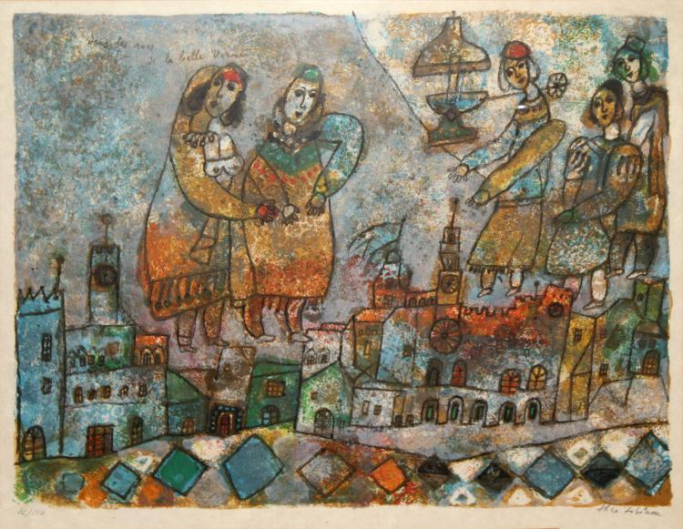 Theo Tobiasse - Dans les Rues de la Belle Verone