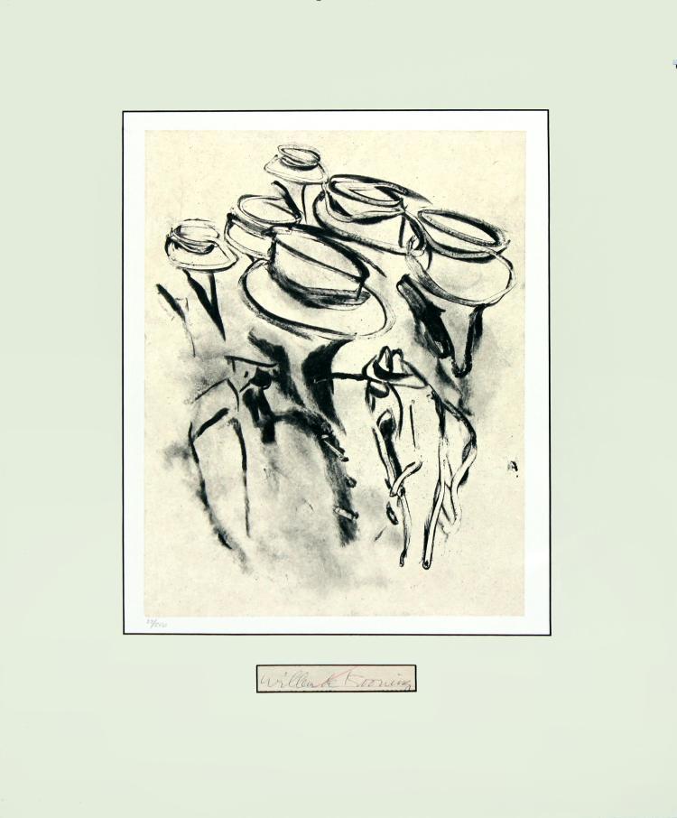 Untitled (For Frank O'Hara) by Willem De Kooning