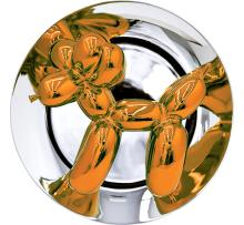 Jeff Koons - Balloon Dog (Orange)