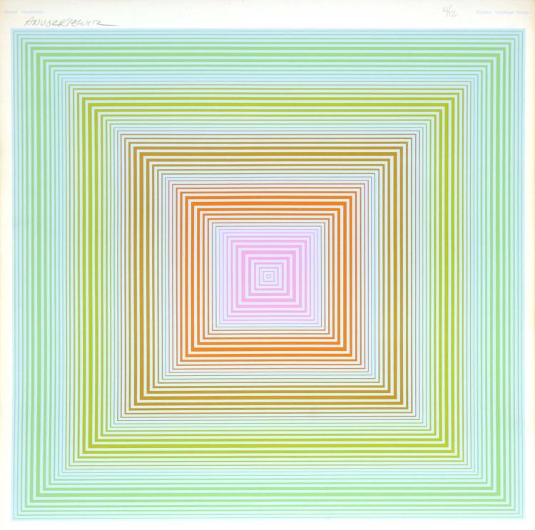 Richard Anuskiewicz - May from