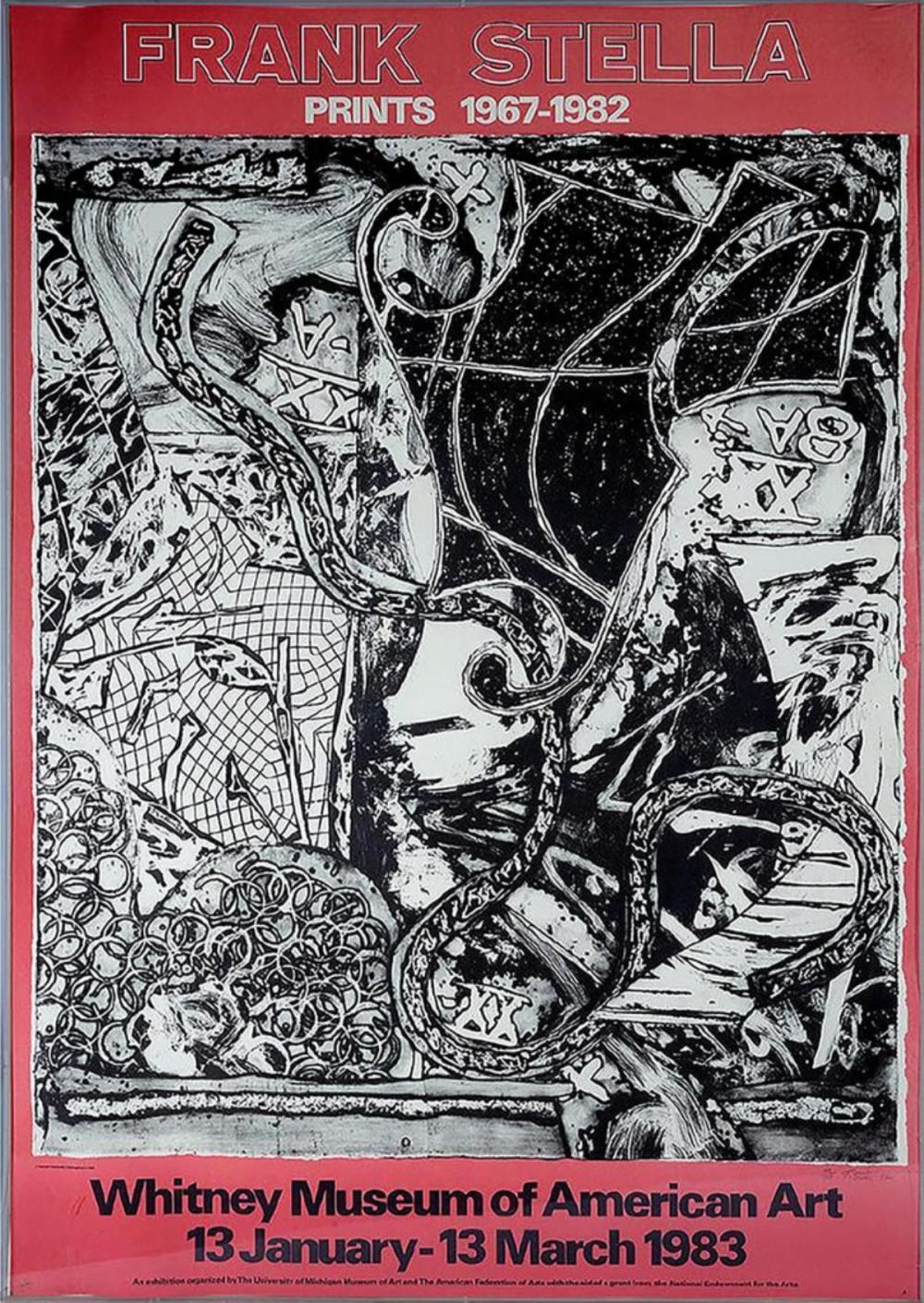 Frank Stella - Whitney Museum of American Art: Prints