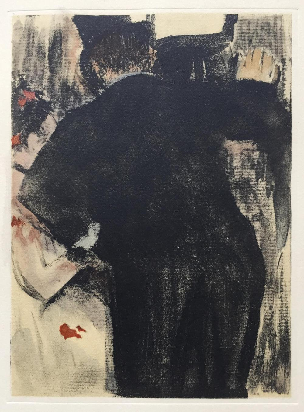 Edgar Degas (After) - Untitled from Famille Cardinal