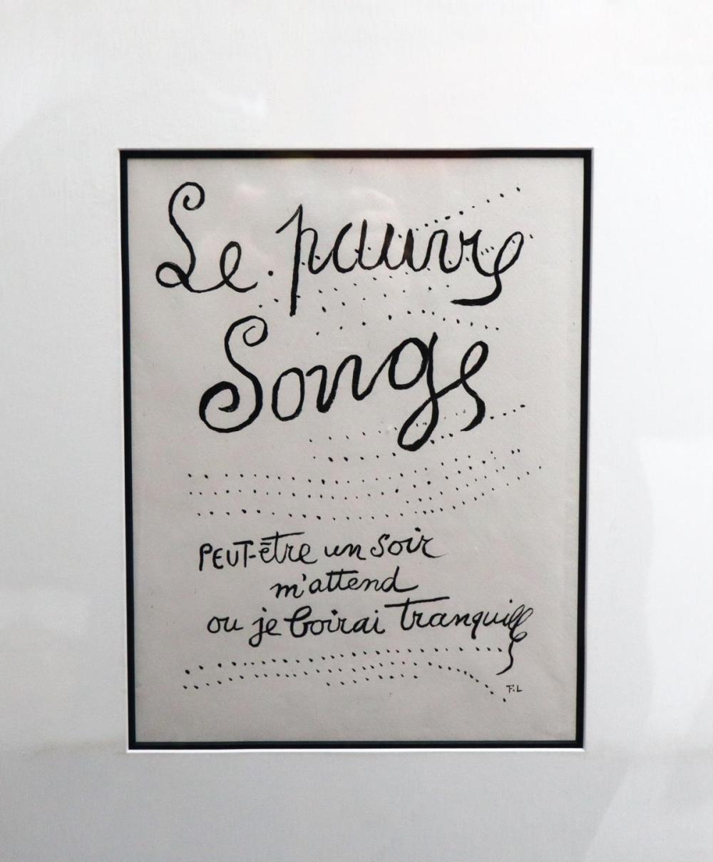 Fernand Leger - Le Pauvre Songe