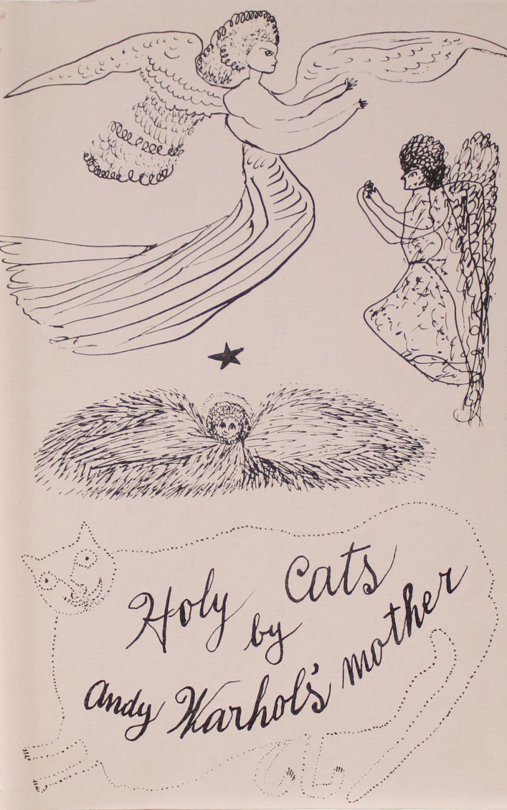 Andy Warhol - Holy Cats by Andy Warhol's Mother