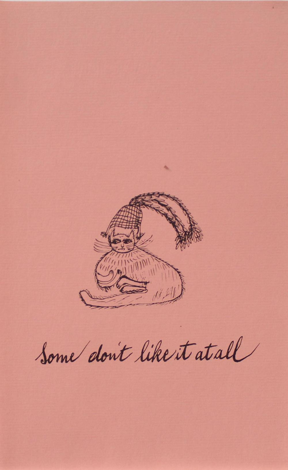 Andy Warhol - Some Dont Like it At All