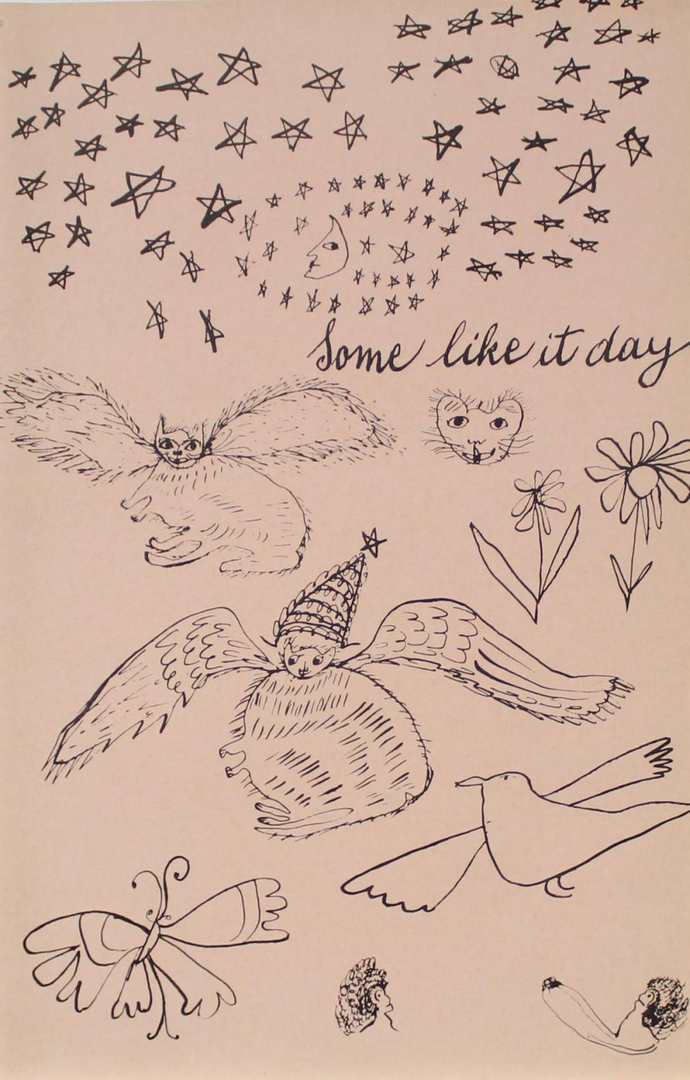 Andy Warhol - Some Like it Day