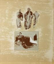 Ideas Sketchbook by Henry Moore