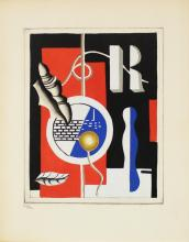 Fernand Leger - Le Coquillage