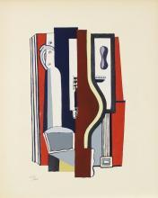 Fernand Leger - Instruments de Musique