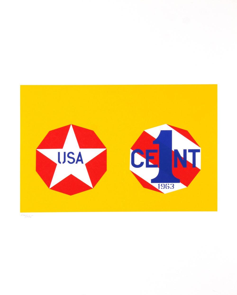 Robert Indiana - The American Dream 9