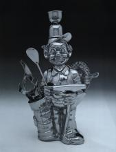 Jeff Koons - Fisherman Golfer