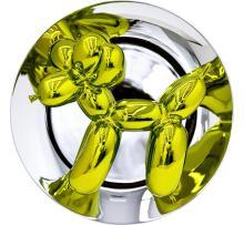 Jeff Koons - Balloon Dog (Yellow)