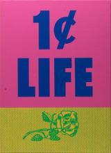 Roy Lichtenstein, cover from