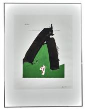 Robert Motherwell - Basque Series