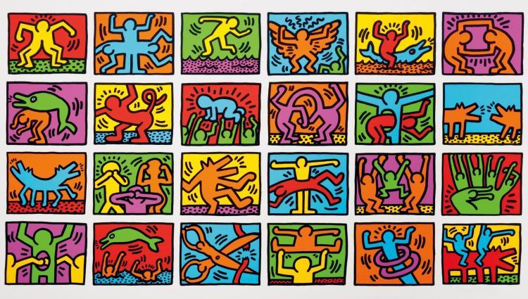 Keith Haring,