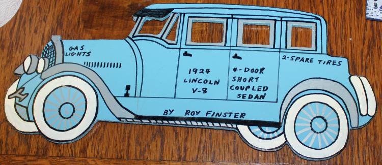 Roy Finster