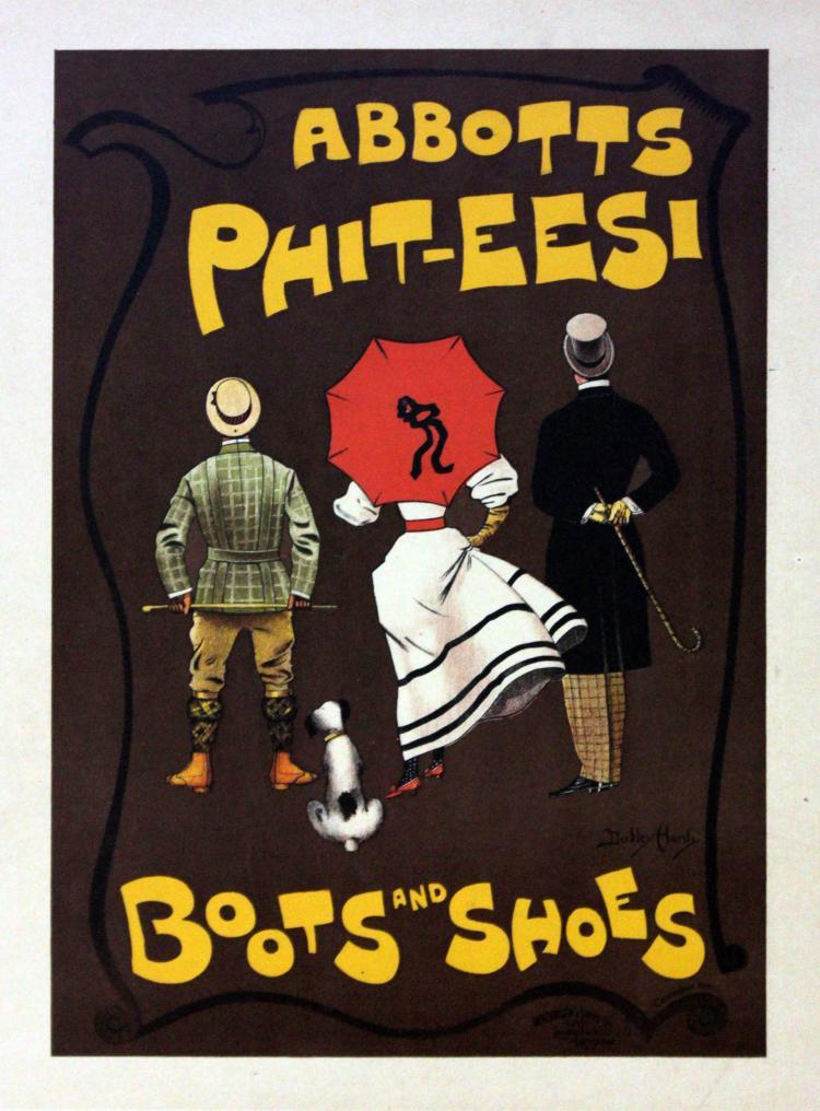 Abbotts Phit</li><li>Eesi by Dudley Hardy