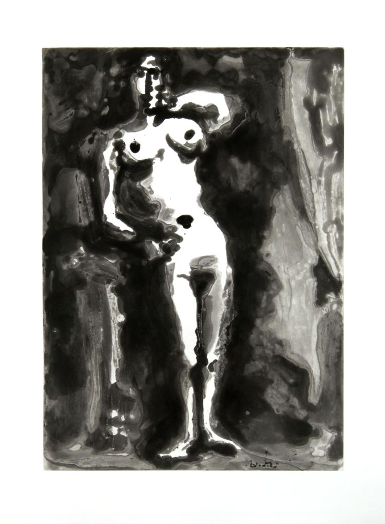 Pablo Picasso - Untitled from