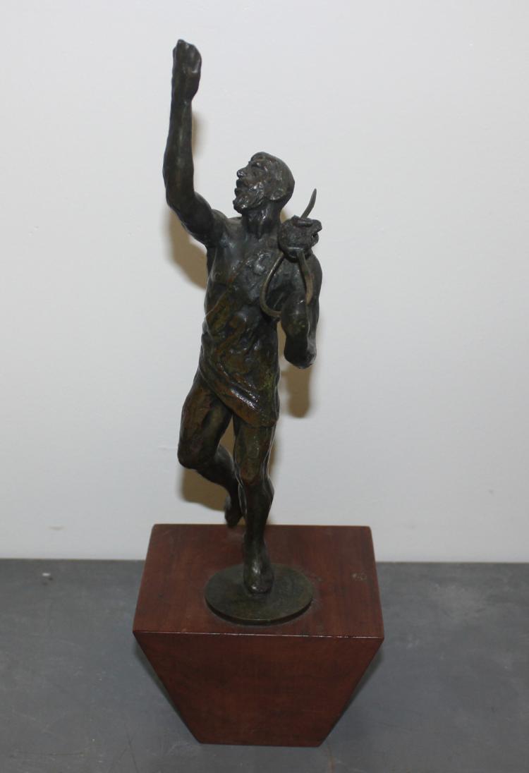 Joe Brown original sculpture