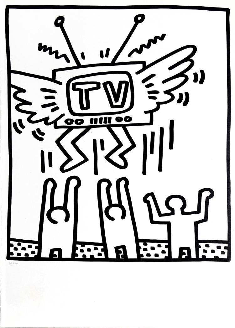 Keith Haring - From
