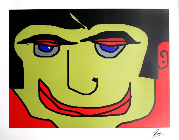 Ringo Starr - Eye Lidded Man