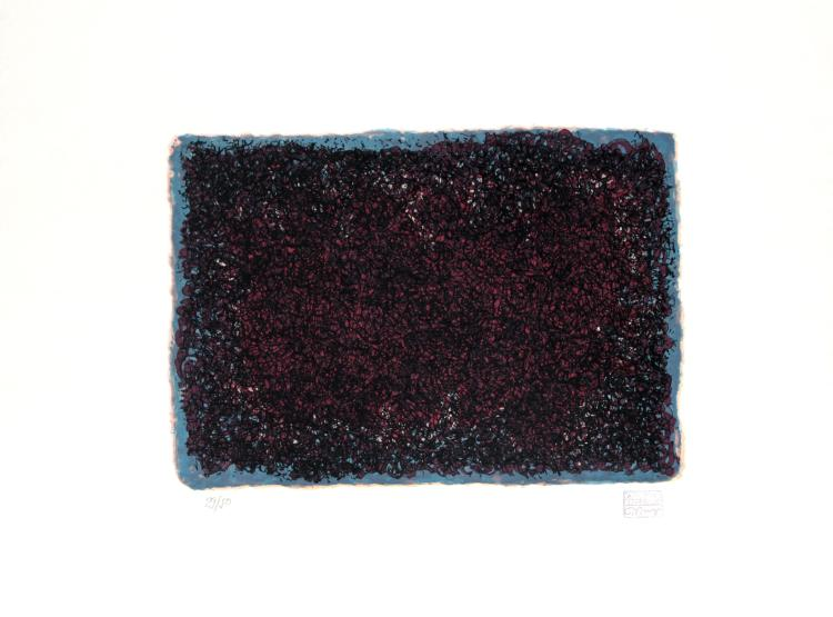 Marc Tobey - Untitled from