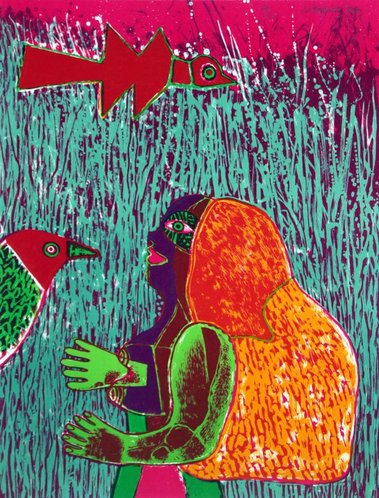Corneille - La grande champ d'Herbe