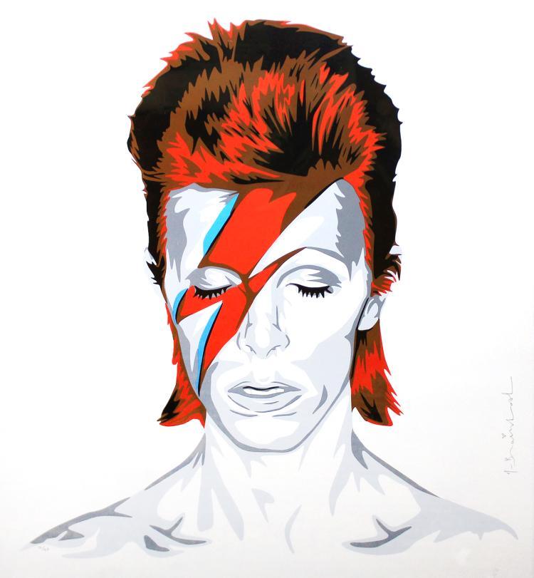 Mr. Brainwash - Bowie
