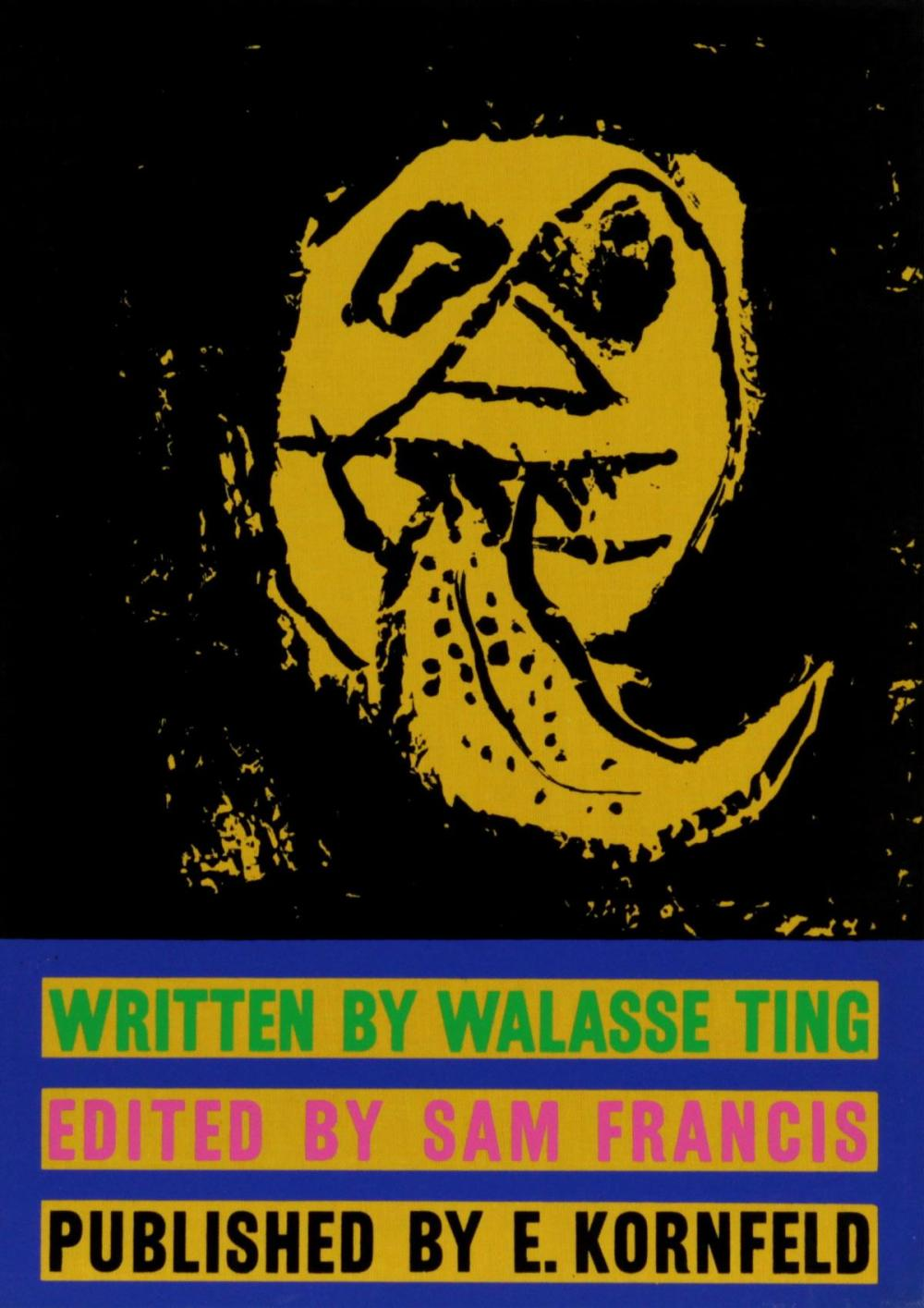 """Wallase Ting - Back cover from """"One Cent Life"""""""
