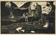Paul Gauguin - Maruru (Thank You)