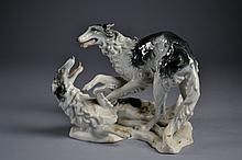 Rosenthal Irish Wolf Hounds 7 1/2