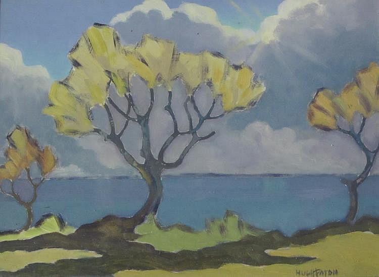 HUGH PATON (1853-1927) CORRIE, ISLE OF ARRAN