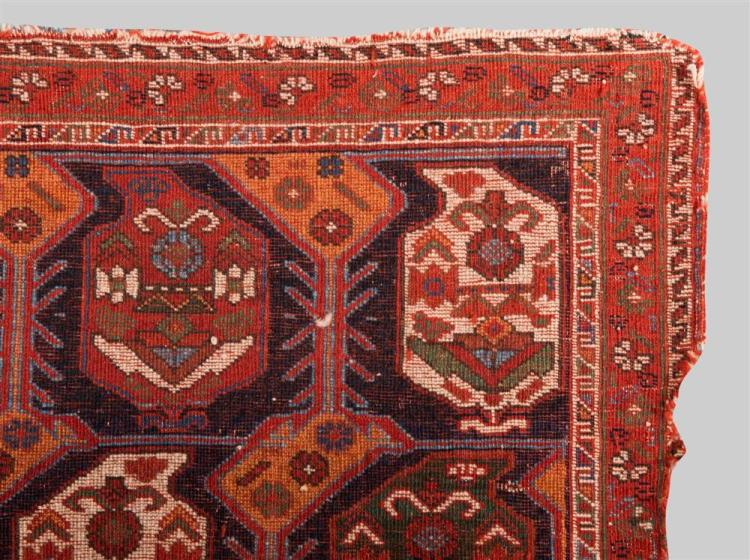 AFSHAR MAFRASH, Persia, late 19th century; 2 ft. 10 in. x 1 ft. 5 in.