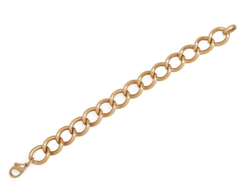 TIFFANY & CO. 14K Gold Bracelet