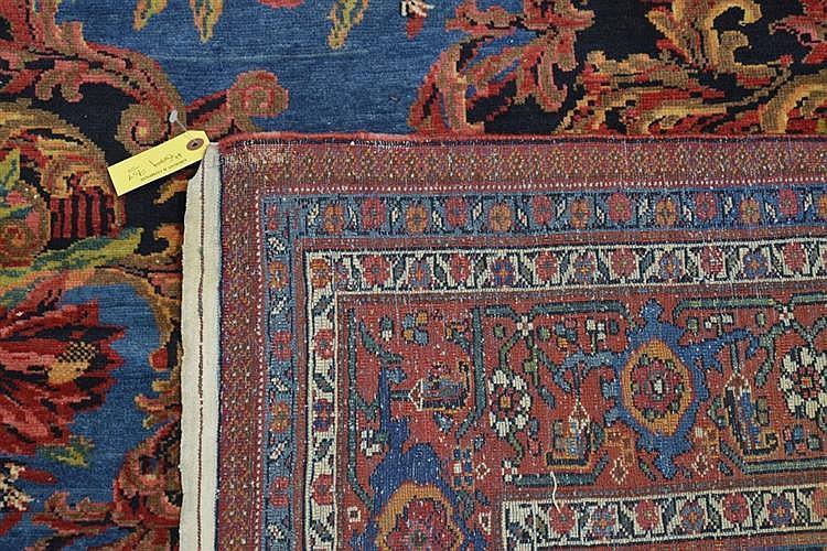 FERREGHAN CARPET, Persia, ca. 1910;